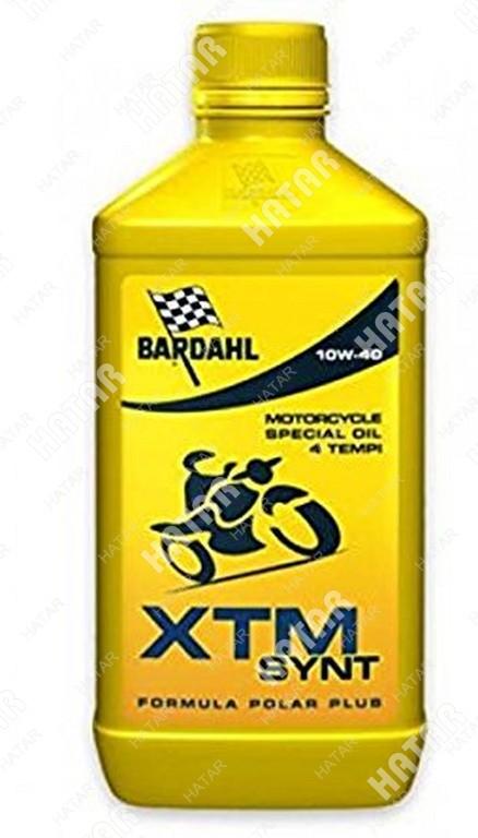 BARDAHL 10w40 xtm synt moto 1l (специальное синт. моторное масло)