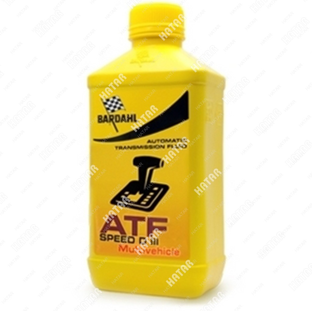 BARDAHL Atf d iii multivehicle 1l (синт. трансмисионное масло)