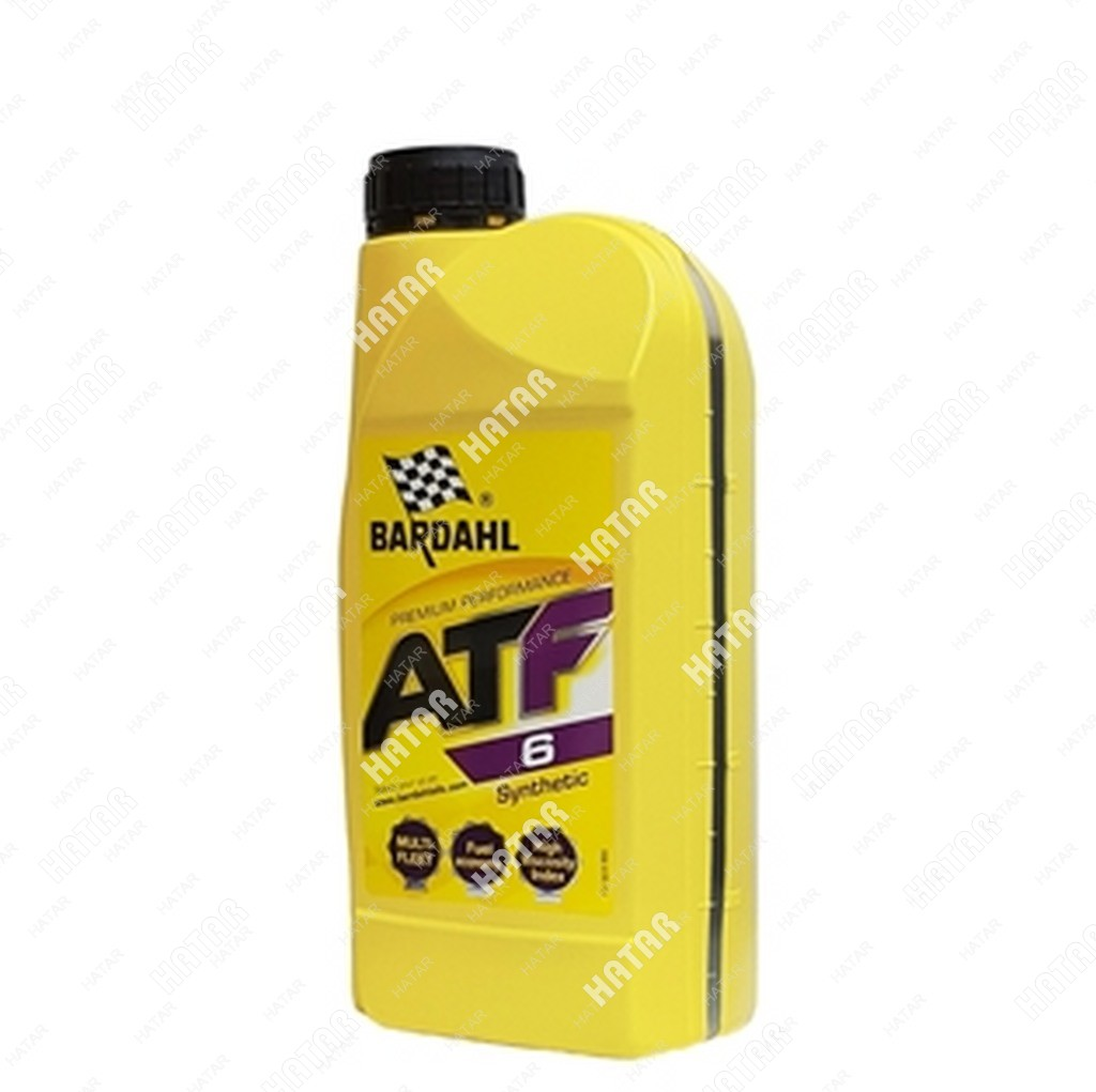 BARDAHL Atf vi 1l (синт. трансмисионное масло)