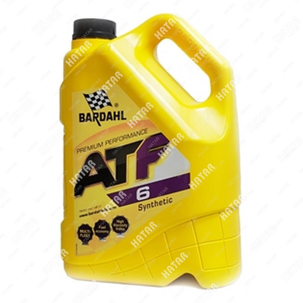 BARDAHL Atf vi 5l (синт. трансмисионное масло)
