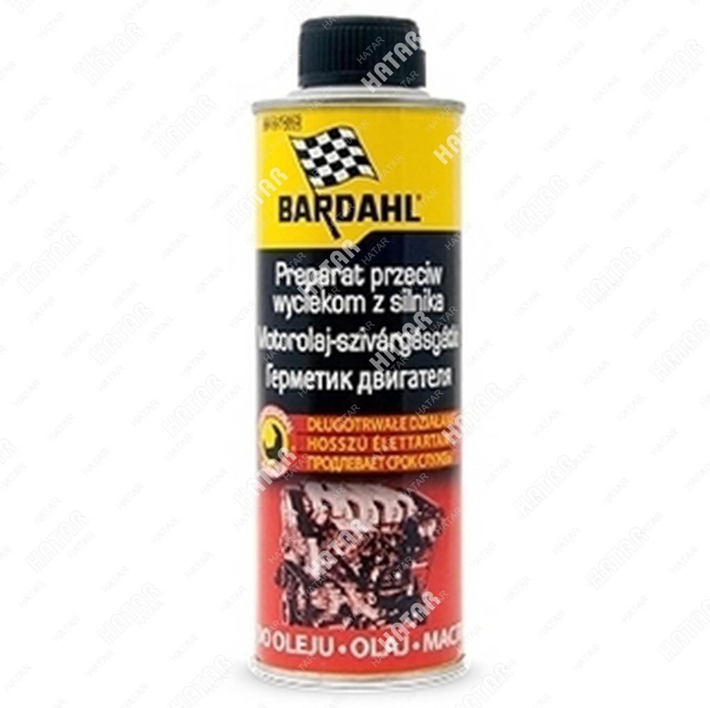 BARDAHL Engine stop leak присадка в моторное масло 0,3л