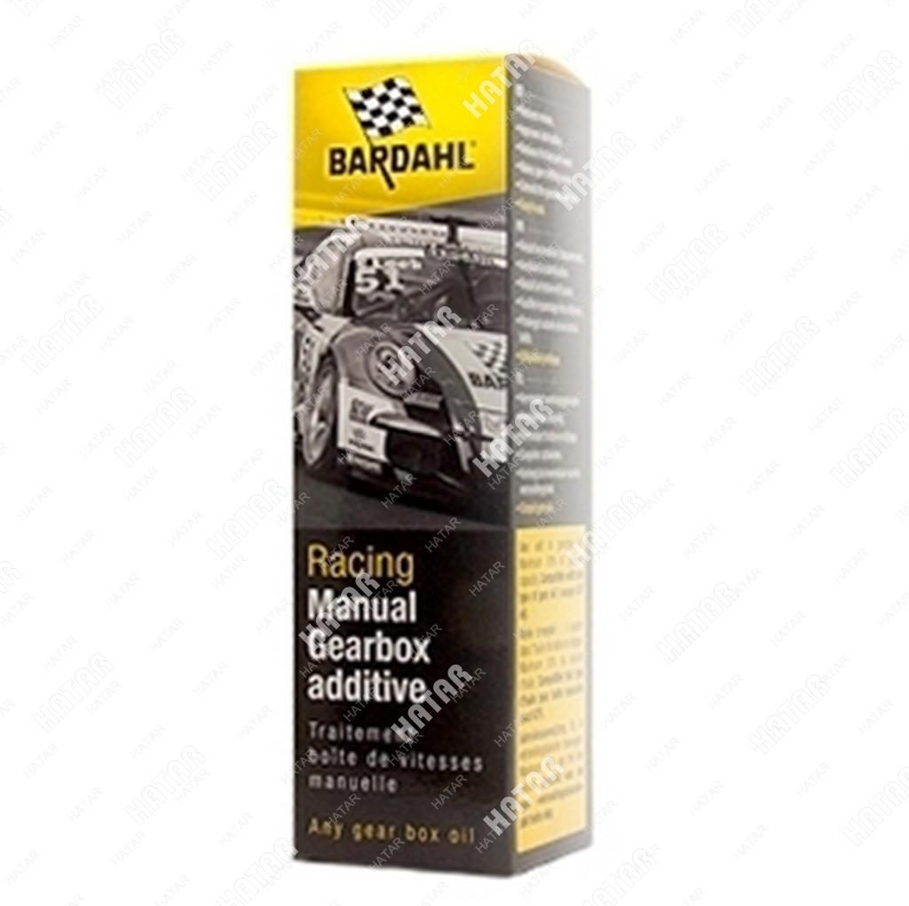BARDAHL Manual gearbox additive присадка в трансмиссионное масло мкпп 0,15л