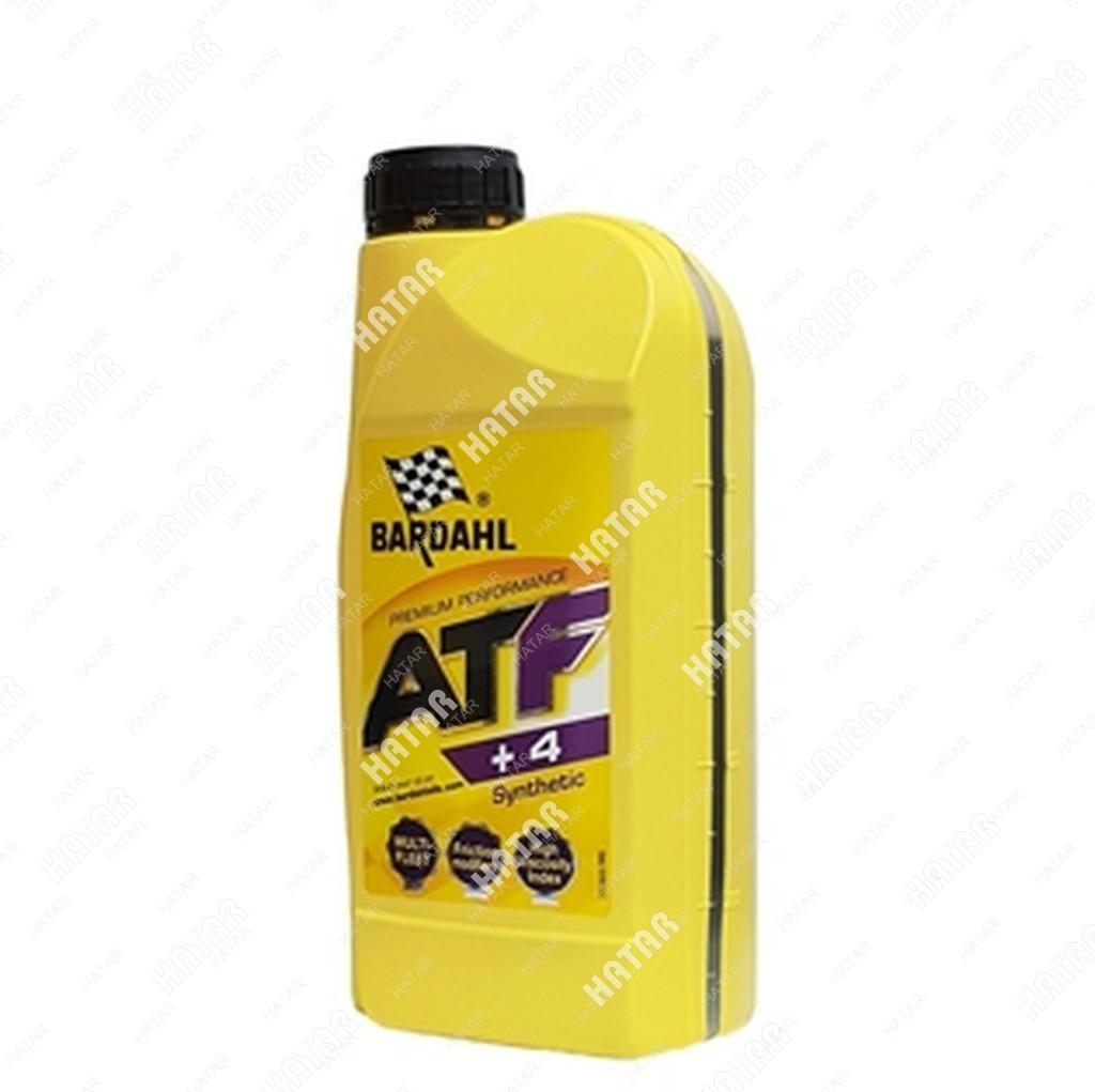 BARDAHL Atf +4 1l (авт. транс. синт. масло)