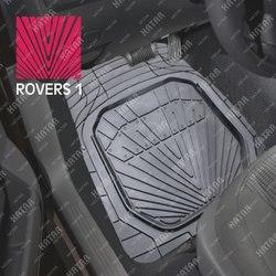 CARFORT rovers 1 коврики а/м термопласт, к-т 4шт. grey