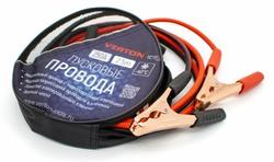 VERTON Snow стартовые провода морозостойкие до -40с 250a, 2,5м